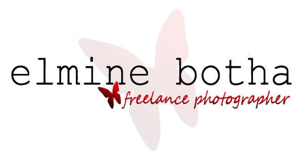 Elmine Botha Freelance Photographer Logo